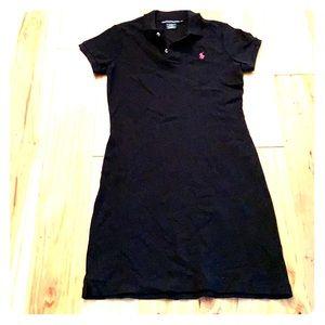 NWOT Black small Ralph Lauren Sport dress